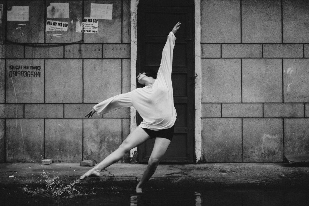 modern dance und fit